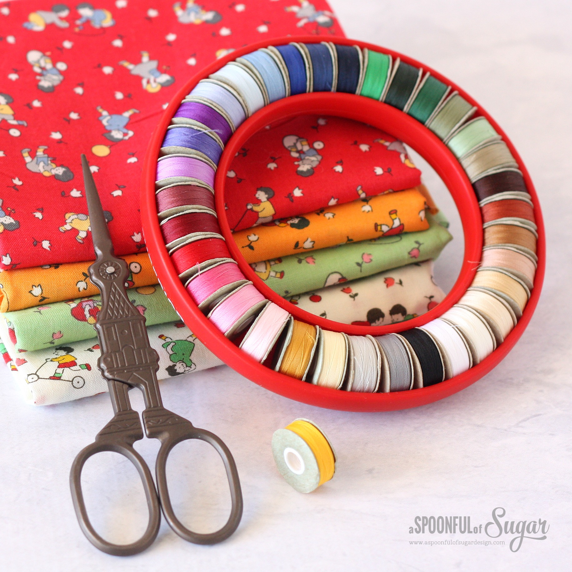 Sewing Tool Roundup featuring a review of new sewing tools and products.