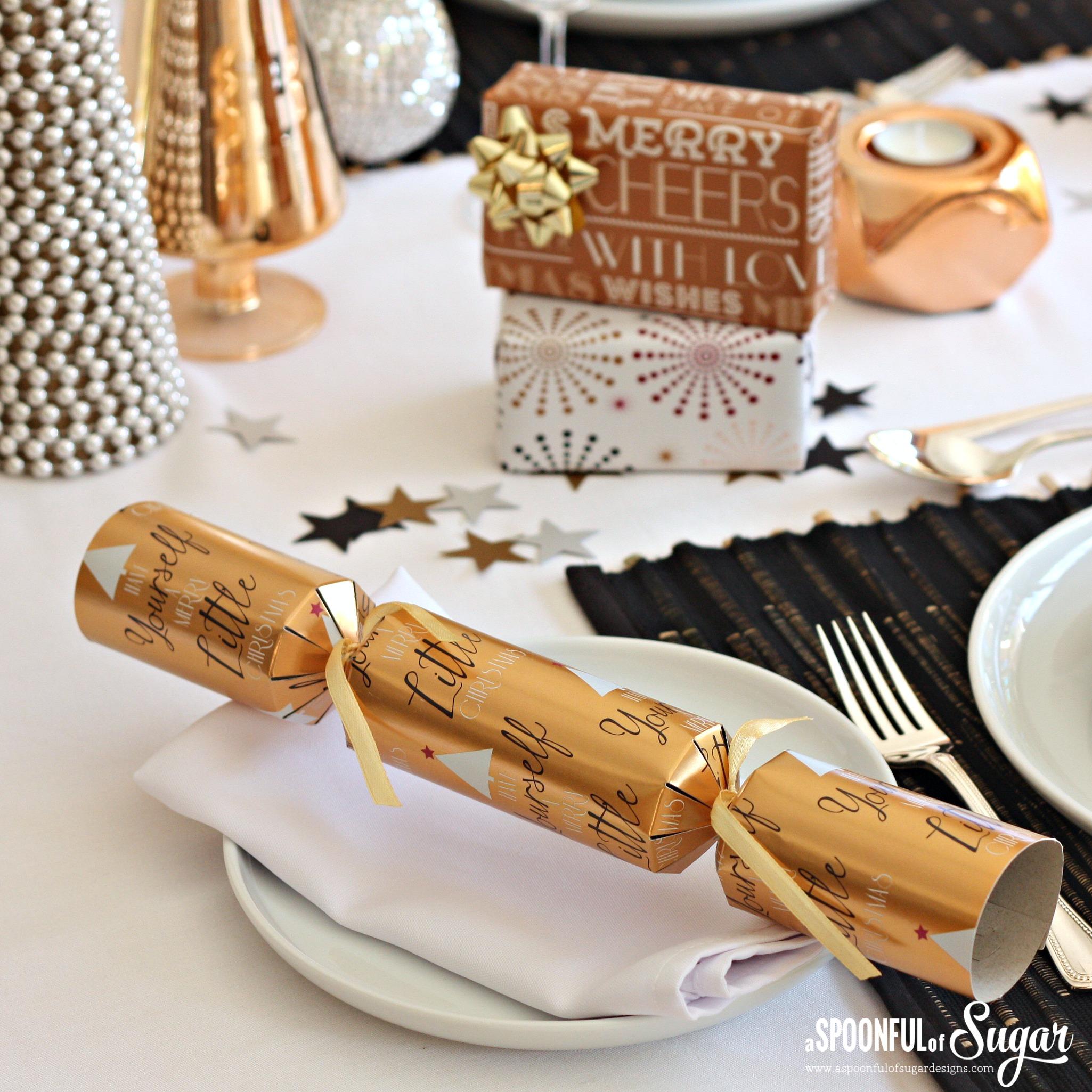 10 Simple Christmas Table Ideas