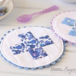 Liberty Criss Cross Coasters
