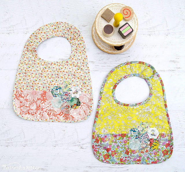 A Spoonful of Sugar Blog Tour - Boutique Baby Bibs
