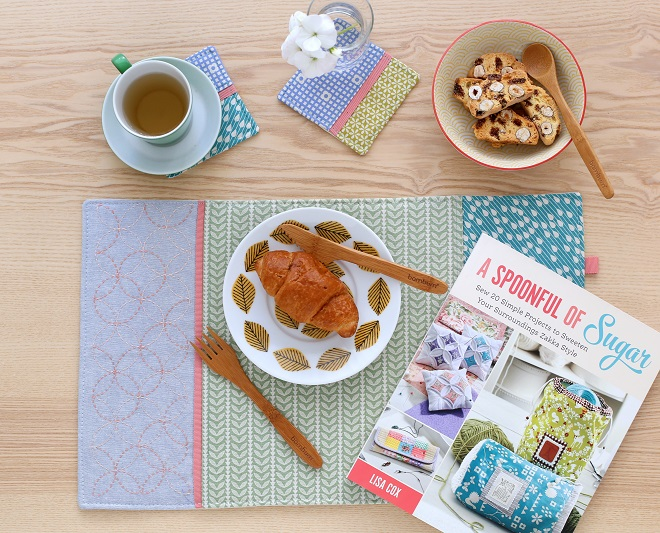 Kyoto Placement - A Spoonful of Sugar Blog Hop