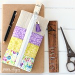 Liberty Pencil Case
