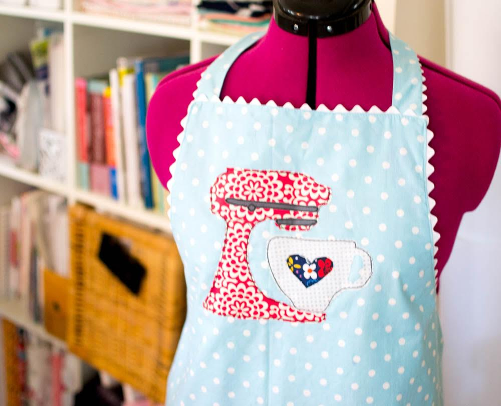 Love to Bake Project from A Spoonful of Sugar
