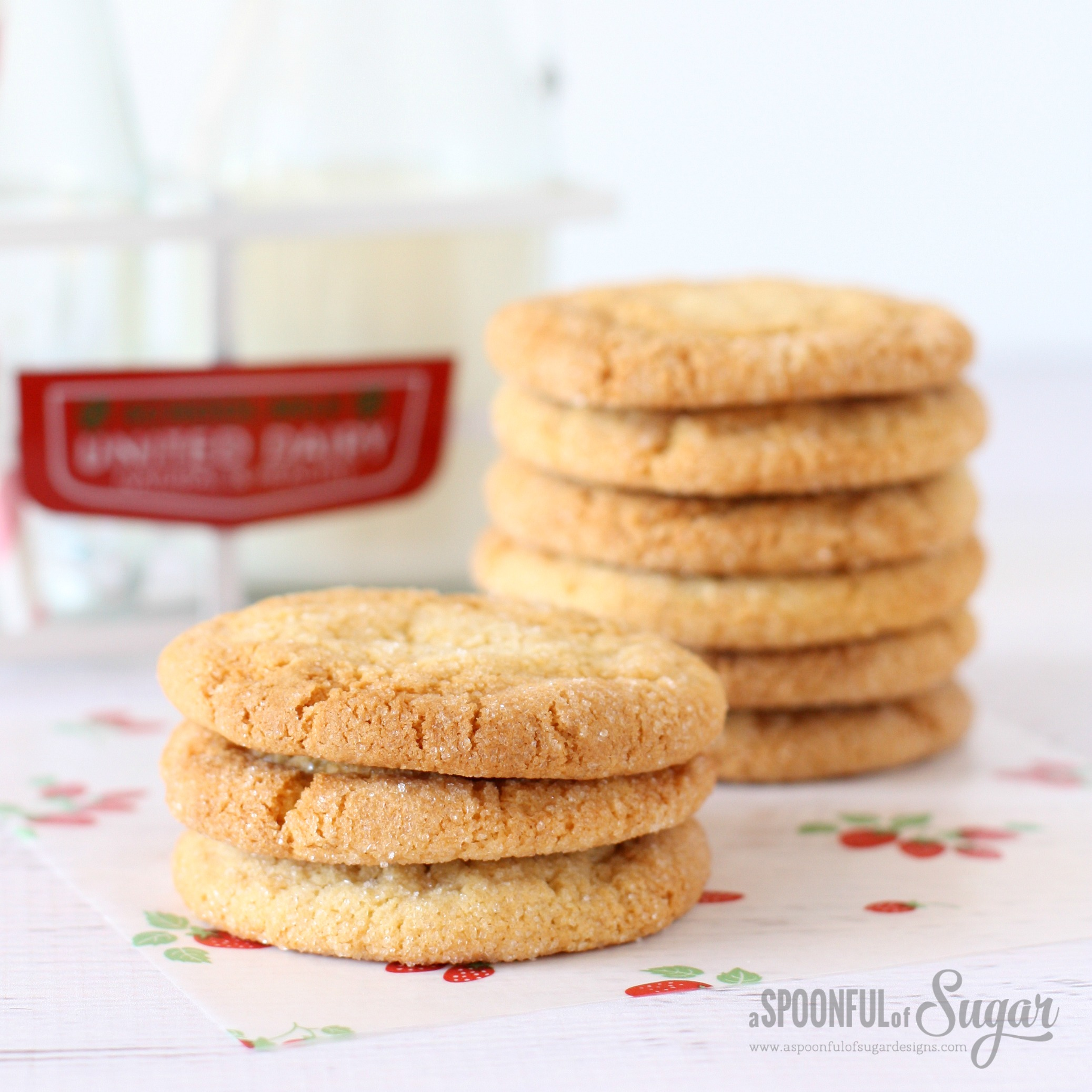 Easy Maple Cookies Recipe