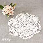 Vintage Style Crochet Doileys