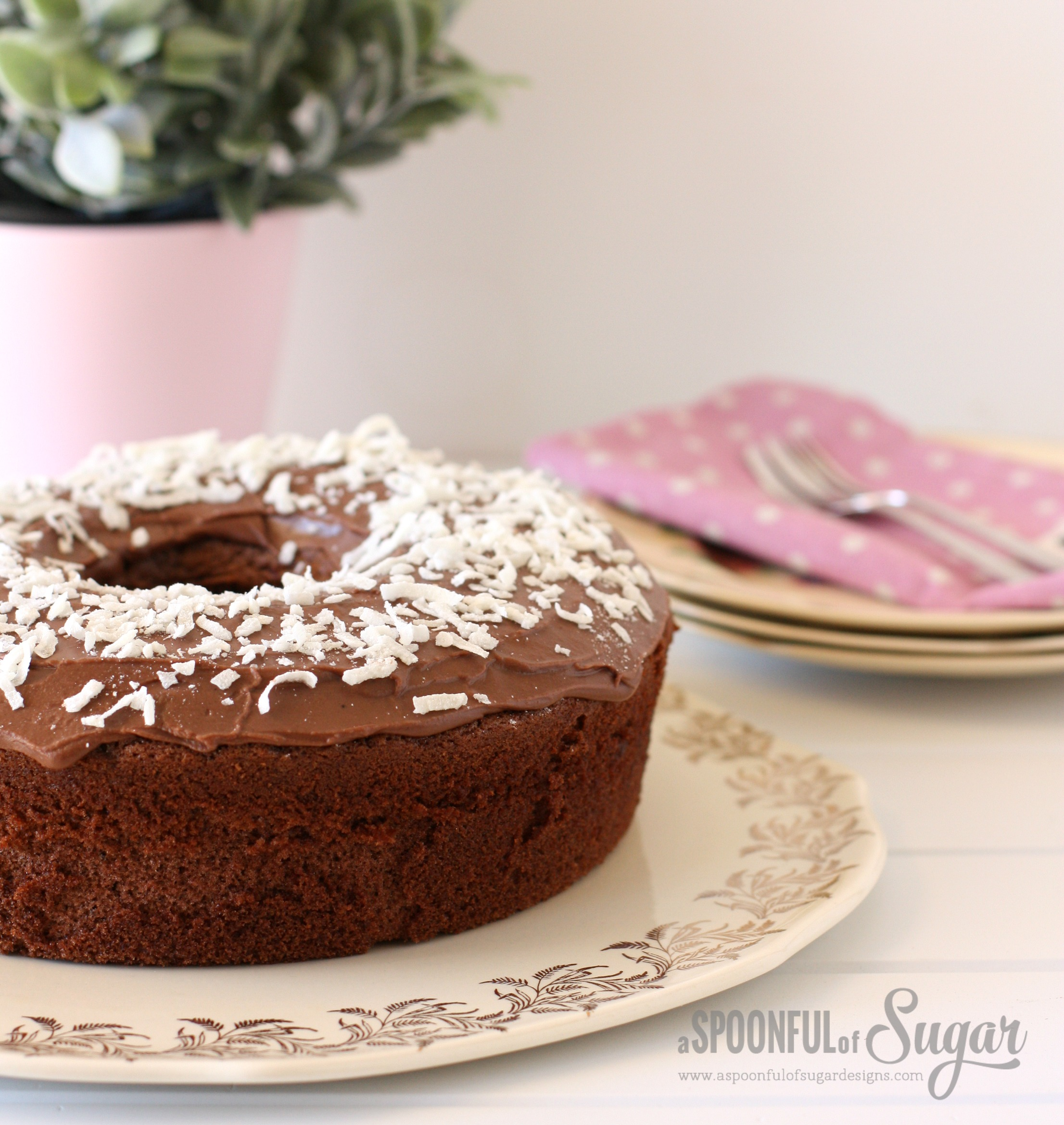Never Fail Chocolate Cake Recipe by A Spoonful of Sugar
