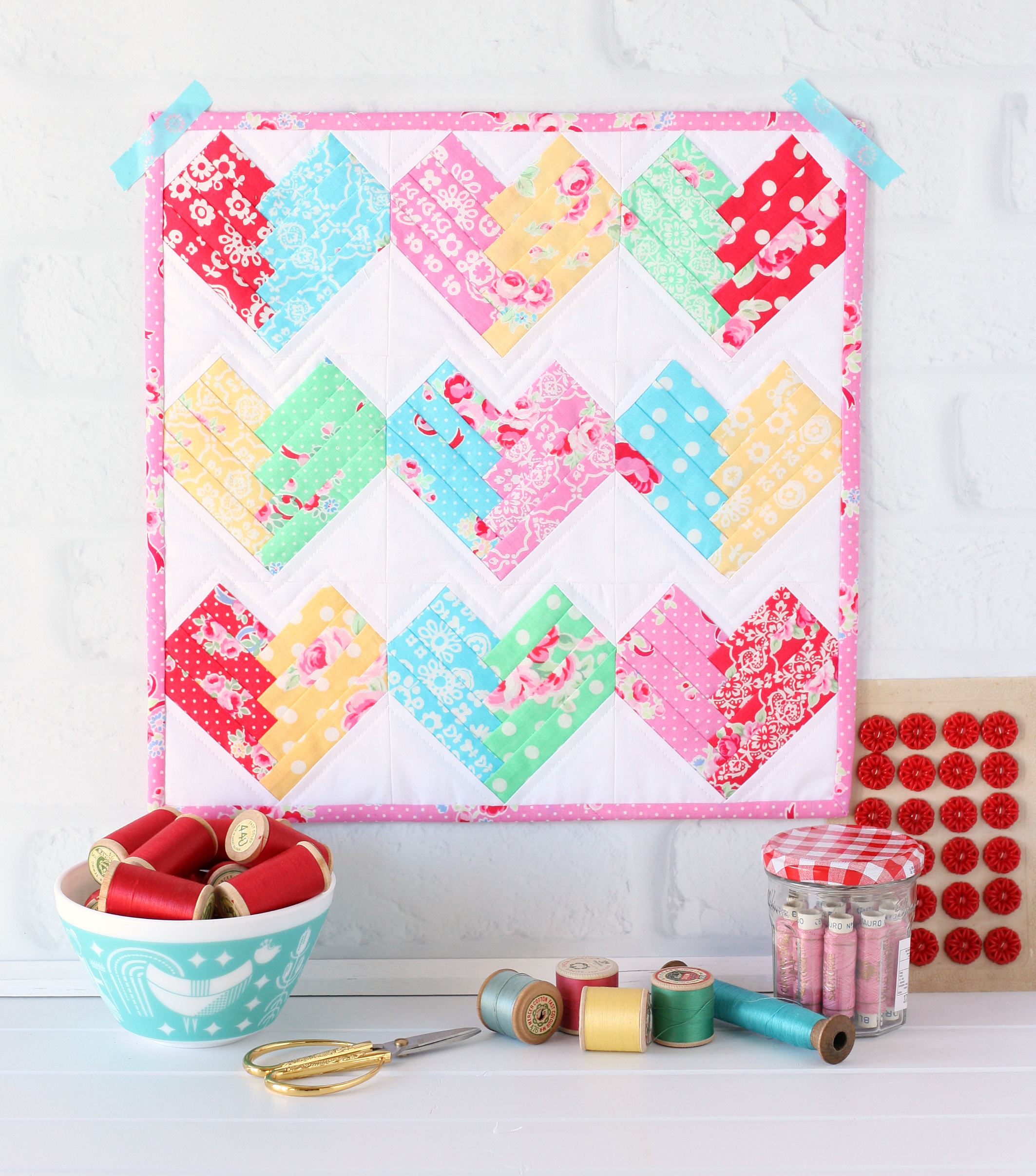 Valentines Sewing Projects from A Spoonful of Sugar   www.aspoonfulofsugardesigns.com