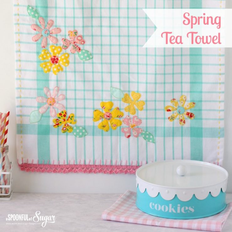 6 Easter Crafts to Make and Sew - www.aspoonfulofsugardesigns.com