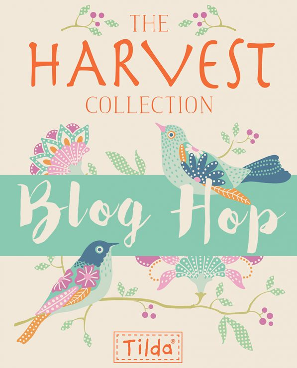 Tilda Harvest Blog Hop