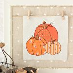 Pumpkin Patch {Halloween Applique}
