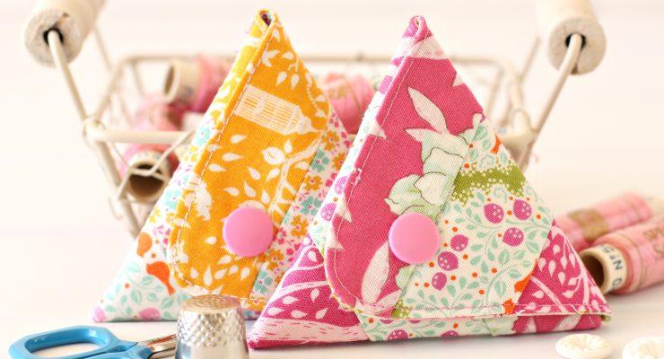 Travel Sewing Kit Pattern