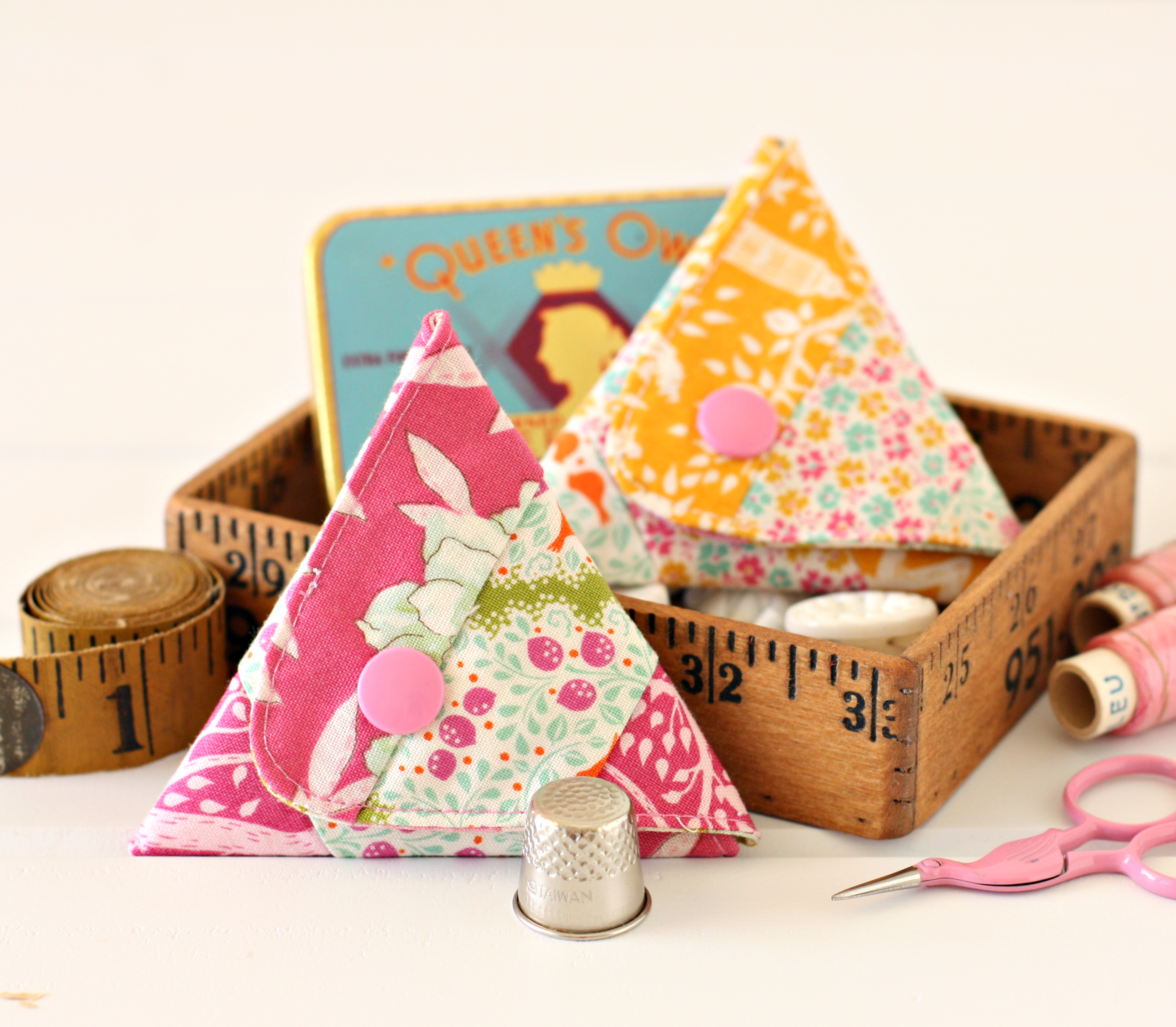 Gifts To Make For Sewists A Spoonful Of Sugar