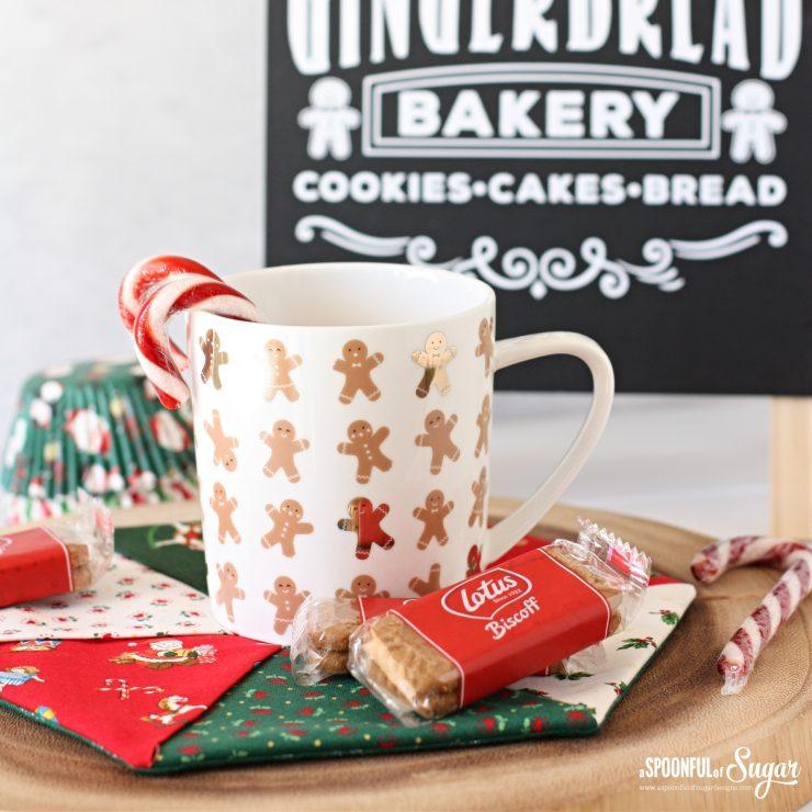 Christmas Trivet A Spoonful Of Sugar