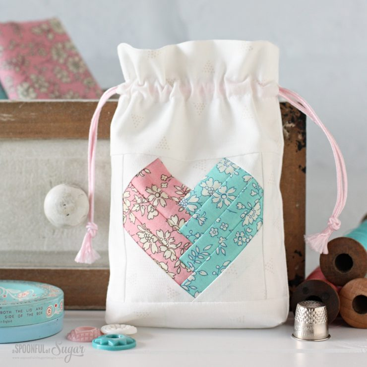 Gifted with Love PDF Sewing Pattern by A Spoonful of Sugar