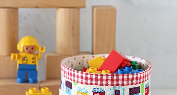 Mini Toy Basket
