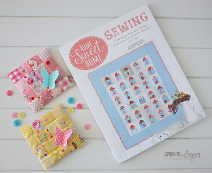 Book Review of Home Sweet Home Sewing by Helen Phillips