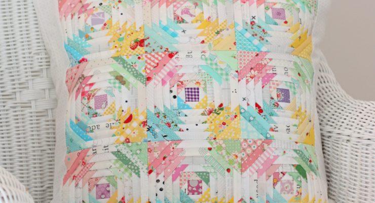 Rainbow Connection Cushion