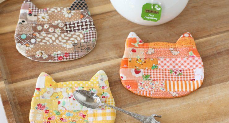 Cosy Cat Coaster